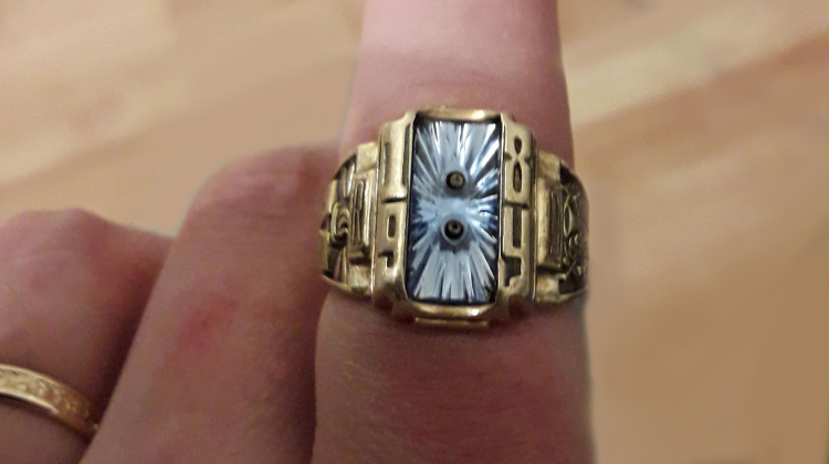 Metal Detecting Mystery: How Did a Decades-Old Ring Travel 4,000 Miles Without Its Owner?