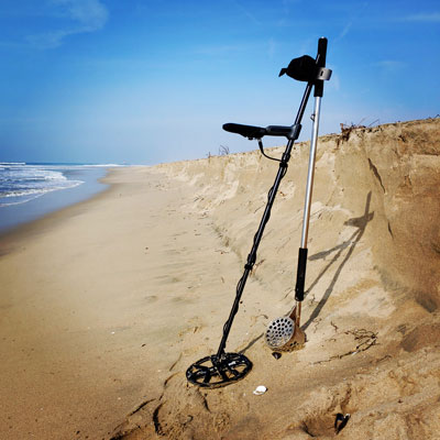 Recommended Products for Water or Beach Metal Detecting