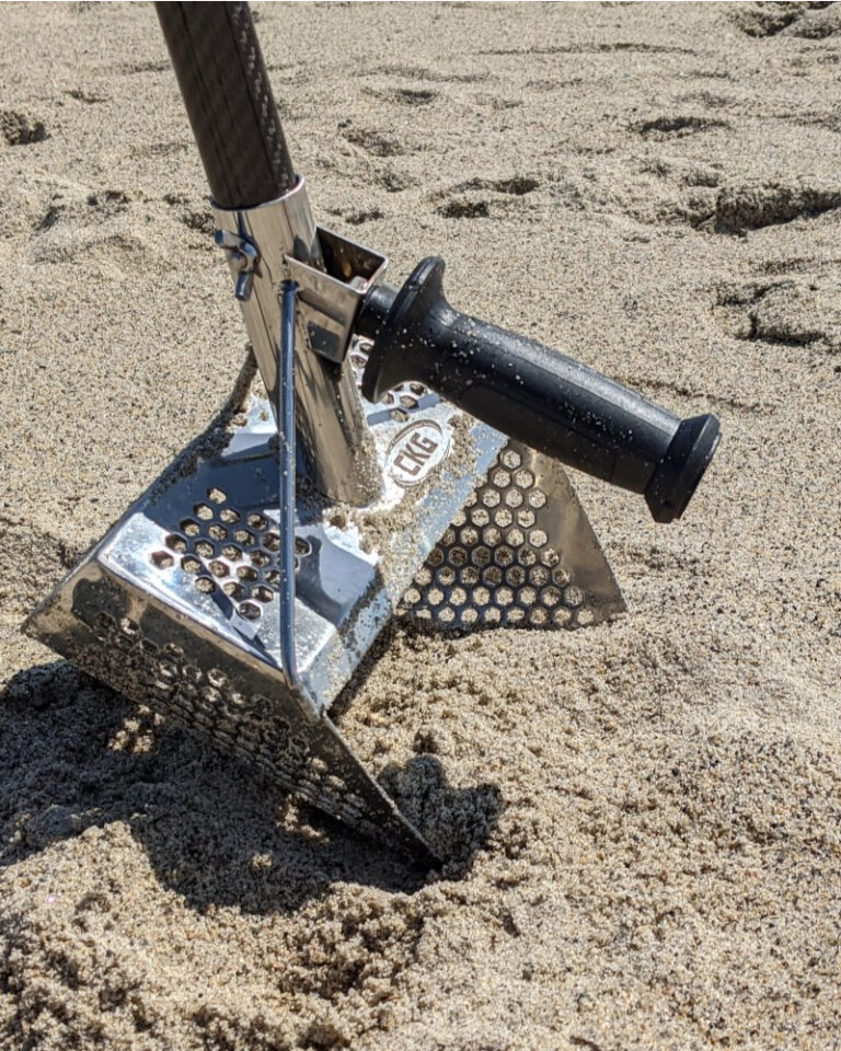 What to Consider When Buying Your First Beach Sand Scoop for Metal Detecting